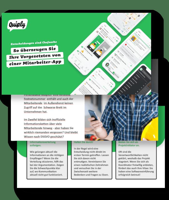 So überzeugen Sie Ihre Vorgesetzten von einer Mitarbeiter-App: 6 hilfreiche Tipps