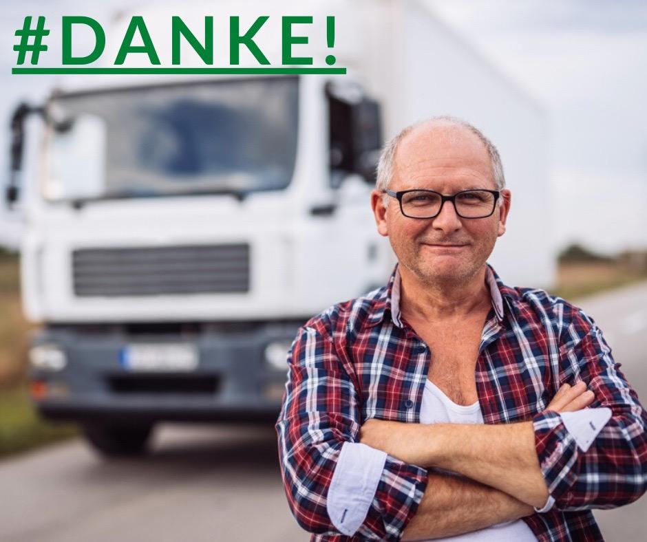 #Danke, Günther! Danke, Ihr Helden des Alltags!