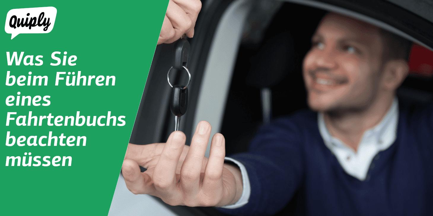 20 Tipps für ein richtig geführtes Fahrtenbuch