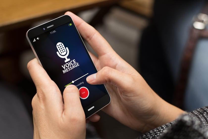 Quiply Mitarbeiter-App führt Sprachnachrichten in Chats ein
