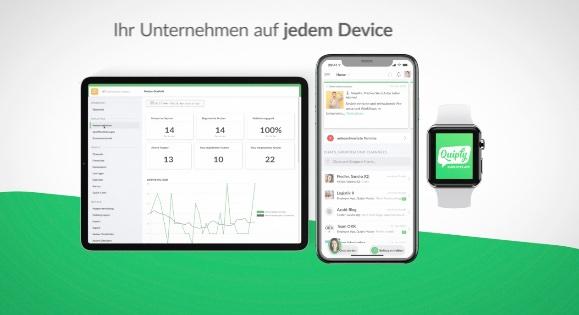 Quiply - die Mitarbeiter-App (3D Video)